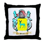 Strain Throw Pillow