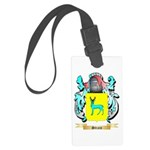 Strain Large Luggage Tag