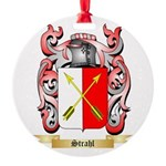 Strahl Round Ornament