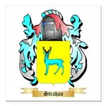 Strahan Square Car Magnet 3
