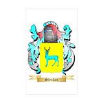 Strahan Sticker (Rectangle 50 pk)