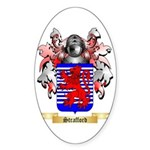 Strafford Sticker (Oval)