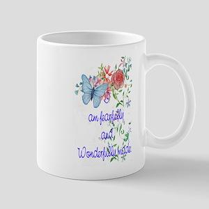 feafully and wonderfully made Mugs