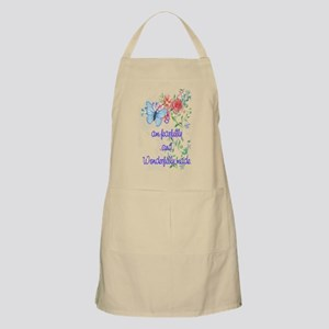 feafully and wonderfully made Apron