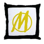 Minarchy Throw Pillow