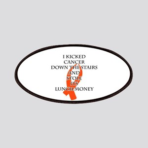 Cancer Bully (Orange Ribbon) Patch