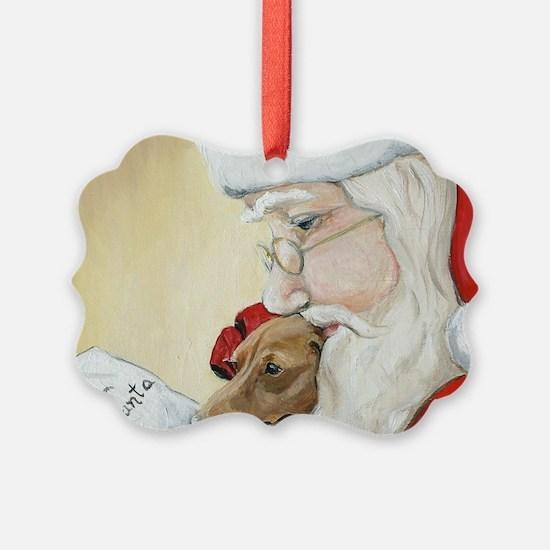 Cute Pet christmas Ornament