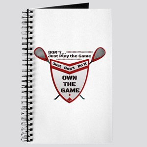 OWN THE GAME MW SHIELD Journal