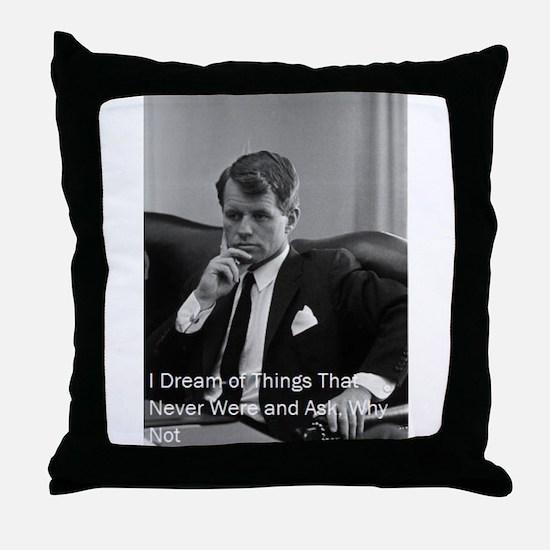 Cool Politics government Throw Pillow