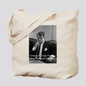Robert Kennedy Tote Bag
