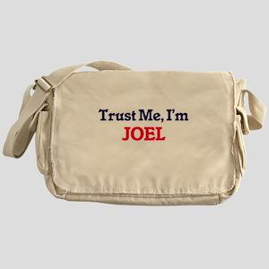 Trust Me, I'm Joel Messenger Bag