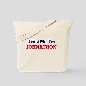Trust Me, I'm Johnathon Tote Bag