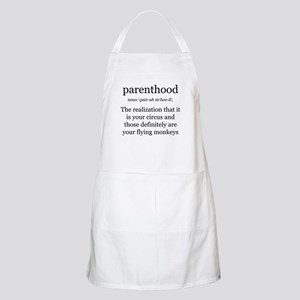 Definition of Parenthood Apron