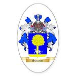 Straeter Sticker (Oval 10 pk)