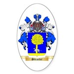 Straeter Sticker (Oval 50 pk)