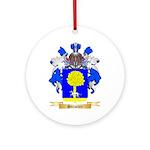 Straeter Round Ornament