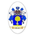 Stradi Sticker (Oval 10 pk)