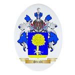 Stradi Oval Ornament