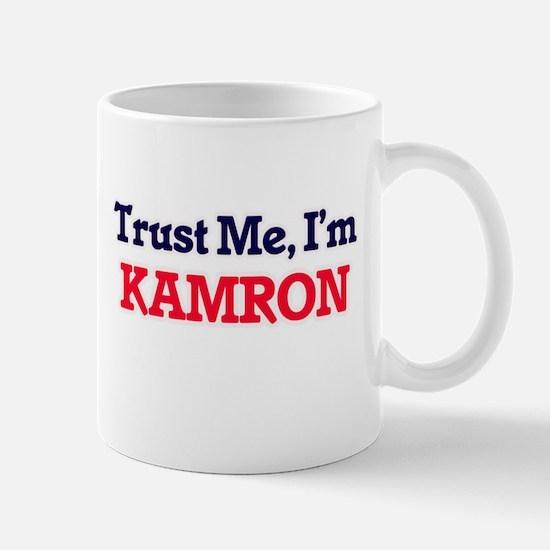 Trust Me, I'm Kamron Mugs