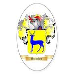 Strachen Sticker (Oval)