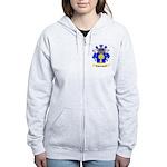 Straatman Women's Zip Hoodie