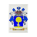 Straatman Rectangle Magnet (100 pack)