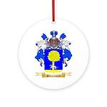Straatman Round Ornament