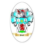 Stott Sticker (Oval 50 pk)