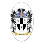 Storrie Sticker (Oval)