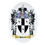 Storrie Oval Ornament