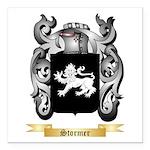 Stormer Square Car Magnet 3