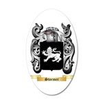 Stormer 20x12 Oval Wall Decal