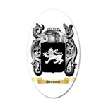Stormer 35x21 Oval Wall Decal