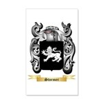 Stormer 20x12 Wall Decal