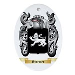 Stormer Oval Ornament