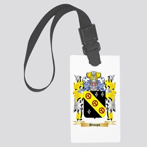 Stoops Large Luggage Tag