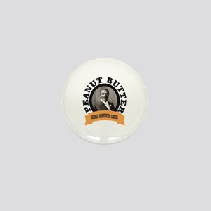 peanut butter Carver Mini Button
