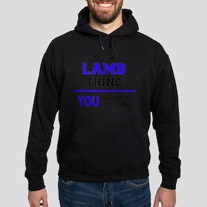 It's LAMB thing, you wouldn't unders Hoodie (dark)
