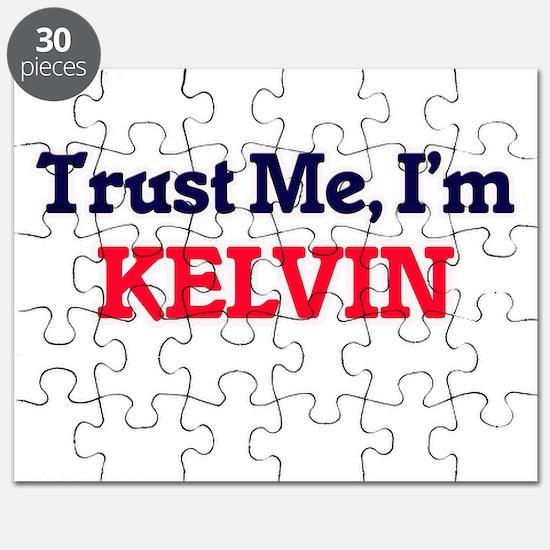 Trust Me, I'm Kelvin Puzzle