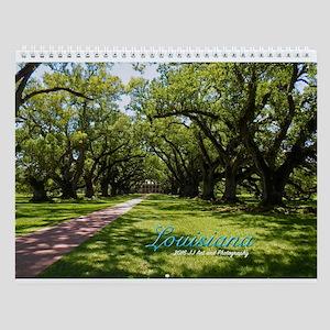 Images Of Louisiana Wall Calendar