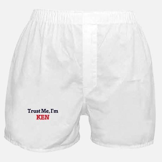 Trust Me, I'm Ken Boxer Shorts