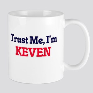 Trust Me, I'm Keven Mugs