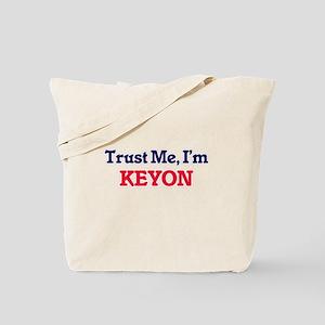 Trust Me, I'm Keyon Tote Bag
