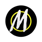 """Minarchy 3.5"""" Button (100 pack)"""