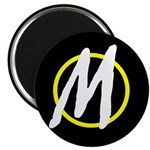 """Minarchy 2.25"""" Magnet (100 pack)"""