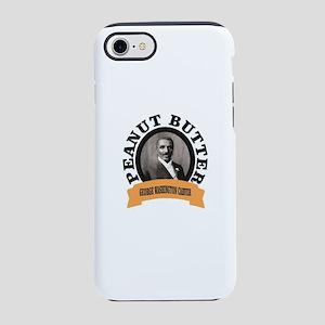 peanut butter Carver iPhone 8/7 Tough Case