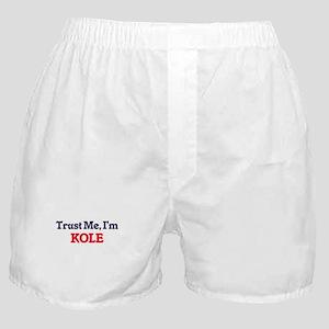 Trust Me, I'm Kole Boxer Shorts