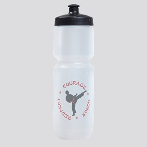 Karate Sports Bottle