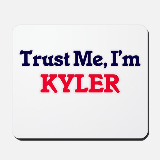 Trust Me, I'm Kyler Mousepad