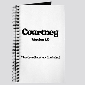 Courtney Version 1.0 Journal